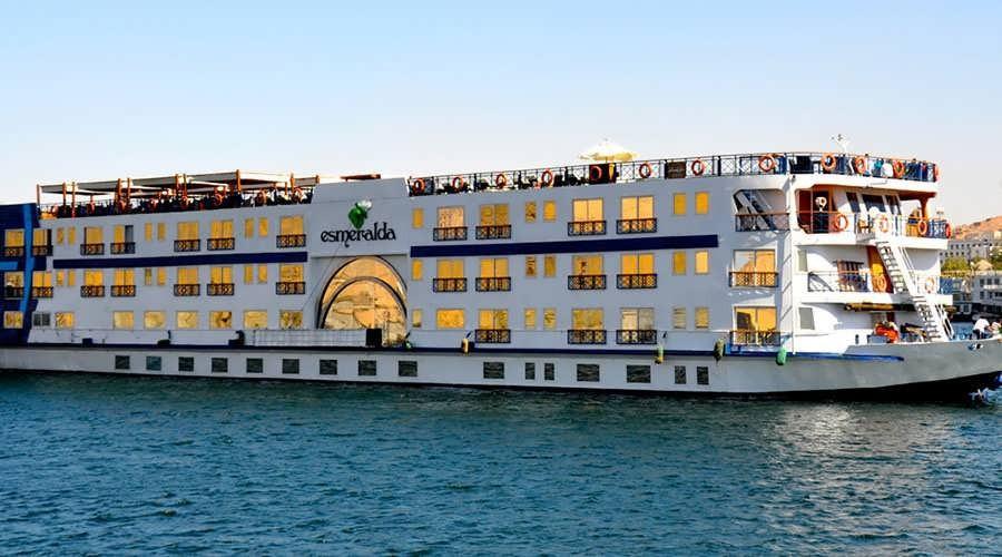 Esmeralda Croisière sur le Nil