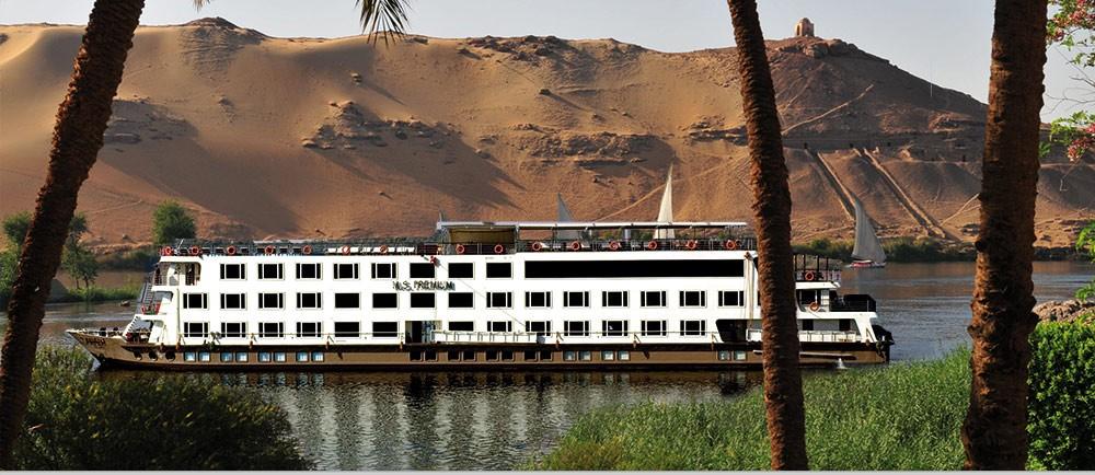 Nile Premium croisière sur le Nil