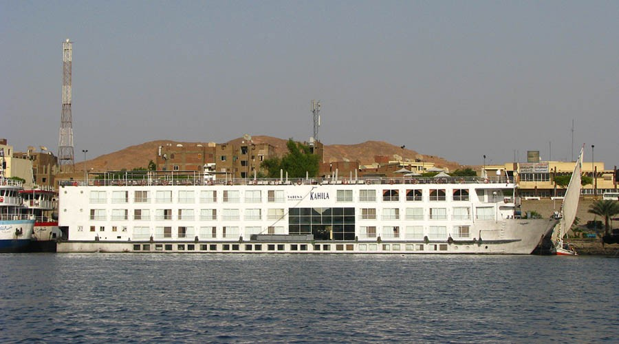 Al Kahila croisière sur le Nil