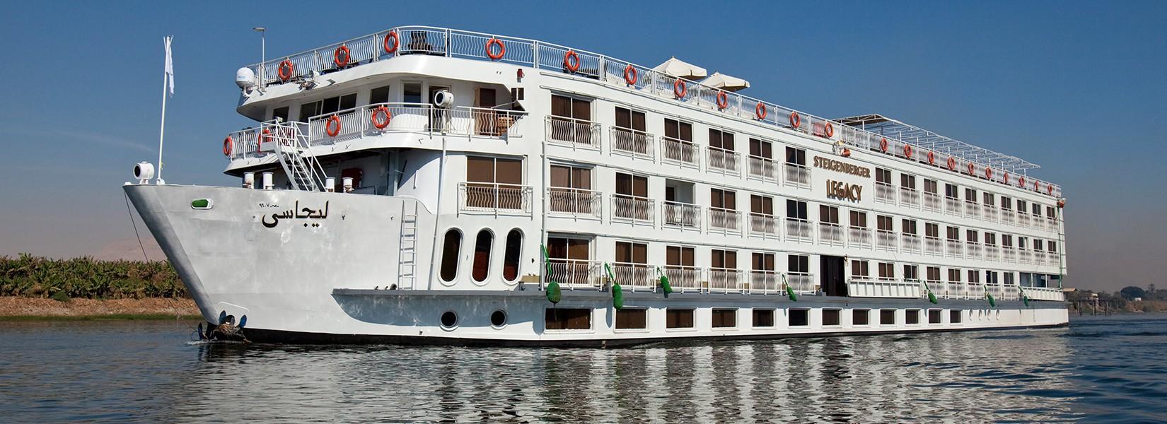 steigenberger Legacy croisière sur le Nil