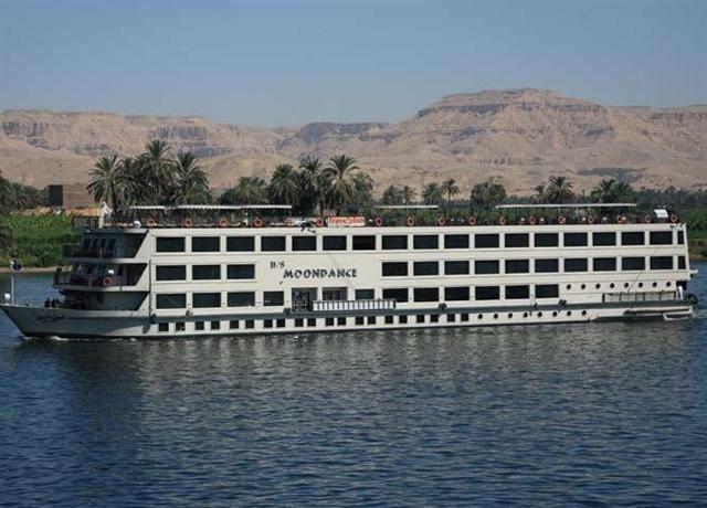 Moondance croisiére sur le Nil