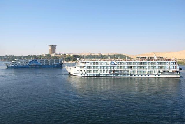 Amarco II croisière sur le Nil