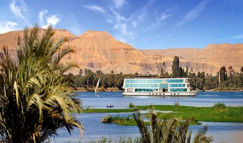 Amwaj Living stone croisière sur Le Nil