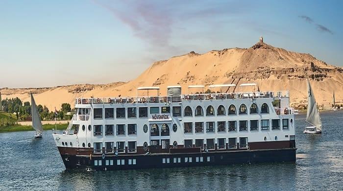 Movenpick Sunray croisière sur le Nil