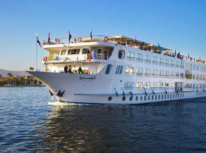 Al Hambra croisière sur le Nil