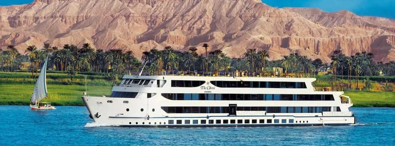 13 Days Cairo, Nile Cruise & Lake Nasser Cruise Packages