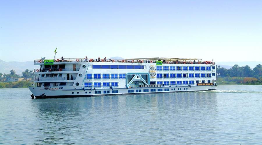 MS ROYAL ESADORA croisière sur le Nil